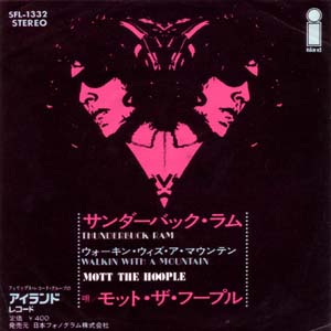 Mott The Hoople Discography S-mth-tbr